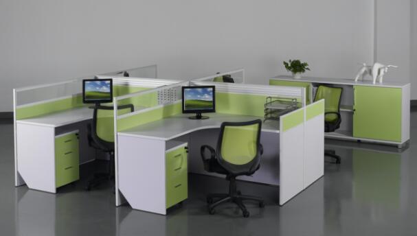 办公家具如何报价及尺寸搭配说明