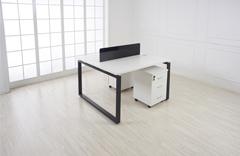 现代简约办公桌设计要求与办公桌种类