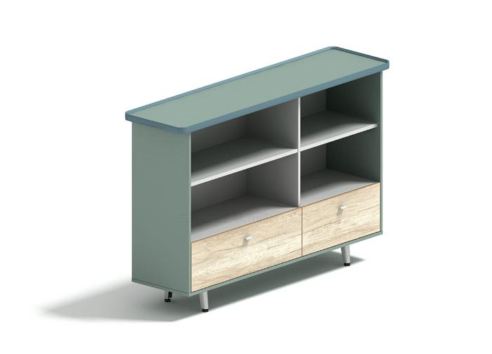Q02-C07文件矮柜